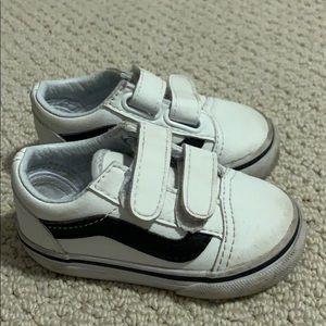Size 4 toddler Skate Vans